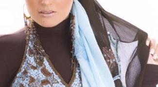 Как завязывать платок мусульманкам