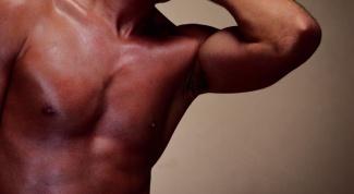 Как накачать мышцы за месяц
