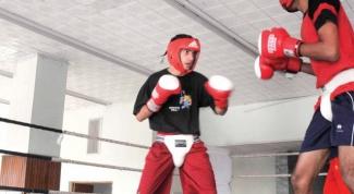 Как научиться боксу