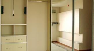 Как сделать самому встроенный шкаф