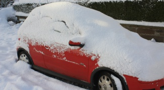 Как завести в мороз машину с инжектором