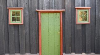 Как обновить дверь