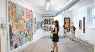 Как организовать выставку