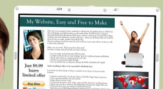 How to create your page for free