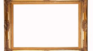 Как сделать рамку для картин