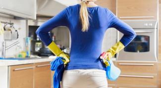 Как очистить от жира