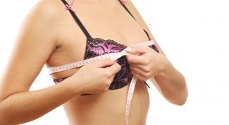 Как увеличить размер груди