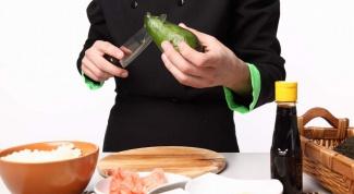 Как готовить авокадо