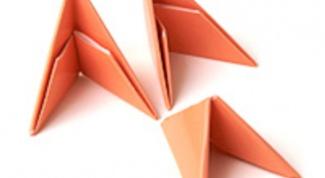 Как сделать треугольник