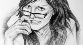 научиться рисовать портреты карандашом