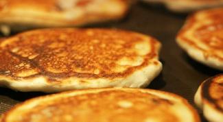 How to bake pancakes