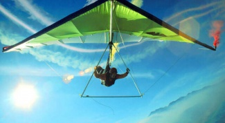 How to make a hang glider