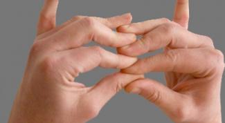 Как вылечить палец