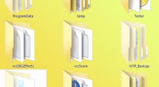 Как включить отображение скрытых файлов