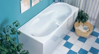 Как крепить ванну