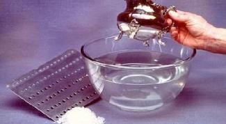 Как очистить серебро в домашних условиях