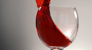 How to wash the wine