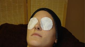Как быстро убрать круги под глазами