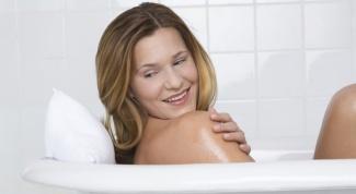 Как сделать ванну для похудения