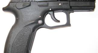 Как оформить оружие