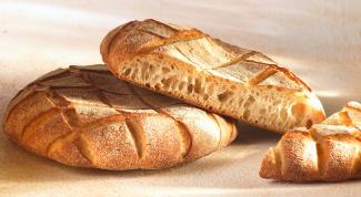 Как сделать хлеб