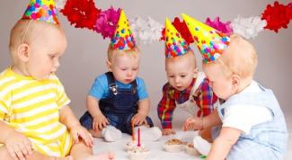 Как устроить ребенку день рождения