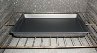 Как определить температуру в духовке