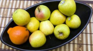 Как украсить стол фруктами