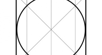 How to find the center of the circle