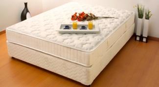 Как выбрать матрас на кровать