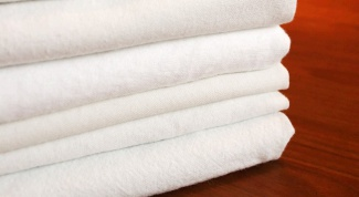 How to whiten linen