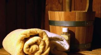 Как посещать сауну