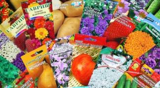 Как заказать семена