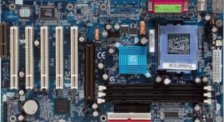 Motherboard: how to connect it correctly