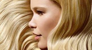 Как покрасить волосы в белый цвет