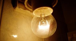 Как подключить лампочку