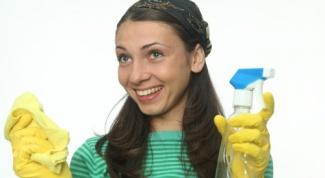 Как почистить дом