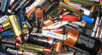 Как заменить батарейки