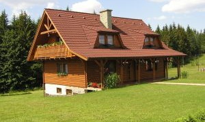Как построить деревянный дом