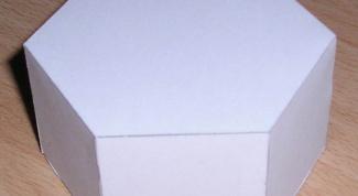Как построить призму