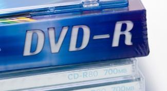 Как записать на dvd несколько фильмов