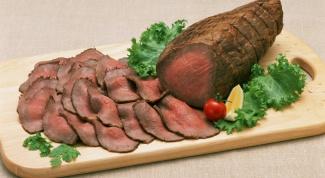 Как запекать мясо в духовке