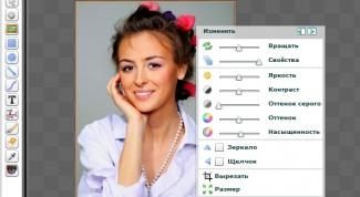 Как изменить фотографию онлайн