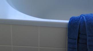 Как избавиться от плесени в ванне