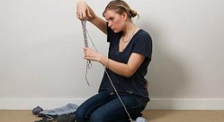 Как вязать столбик с накидом крючком