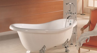 How to repair enamel bathtub