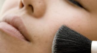 Как избавиться от блеска на лице