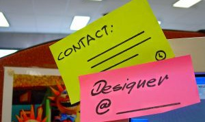 How to find designer