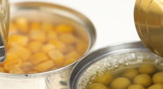 How to open canned food