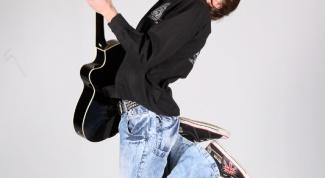 Как настраивать струны на гитаре